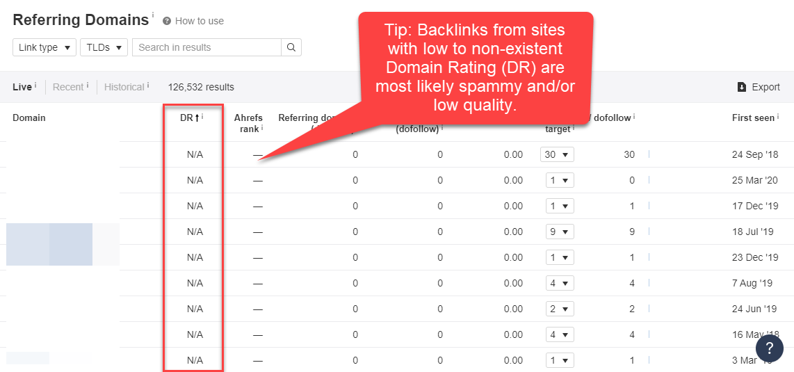 referring-domains-best-link-profiles
